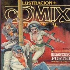 Cómics: COMIX INTERNACIONAL RETAPADO CON LOS NUMEROS 8, 9 Y 20 - TOUTAIN - BUEN ESTADO - OFM15. Lote 261233295