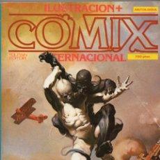 Cómics: COMIX INTERNACIONAL ANTOLOGIA RETAPADO CON LOS NUMEROS 28,29 Y 37 - TOUTAIN - OFM15. Lote 261233955