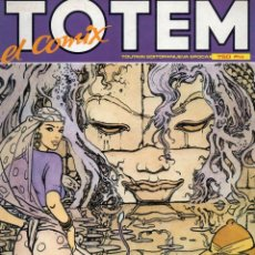 Cómics: TOTEM EL COMIX EXTRA 3 RETAPADO CON LOS NUMEROS 7 A 9 - TOUTAIN - BUEN ESTADO - OFM15. Lote 261236065