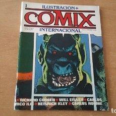 Comics: COMIX INTERNACIONAL 1 7 LOTE RESERVADO L******K. Lote 261567135