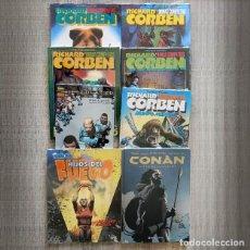 Cómics: CORBEN LOTE 8 COMICS NUEVOS RICHARD CORBEN. Lote 261915450