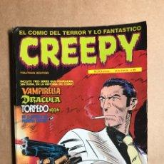 Cómics: CREEPY EXTRA 8 - RETAPADO CON EL 36, 38, 39 Y 40. Lote 262040360