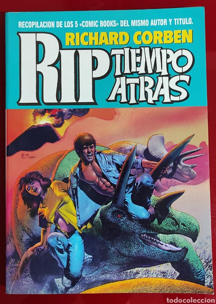 RIP, TIEMPO ATRAS (Tebeos y Comics - Toutain - Obras Completas)