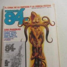 Cómics: ZONA 84, Nº 64, TOUTAIN EDITOR ARX96. Lote 262096960