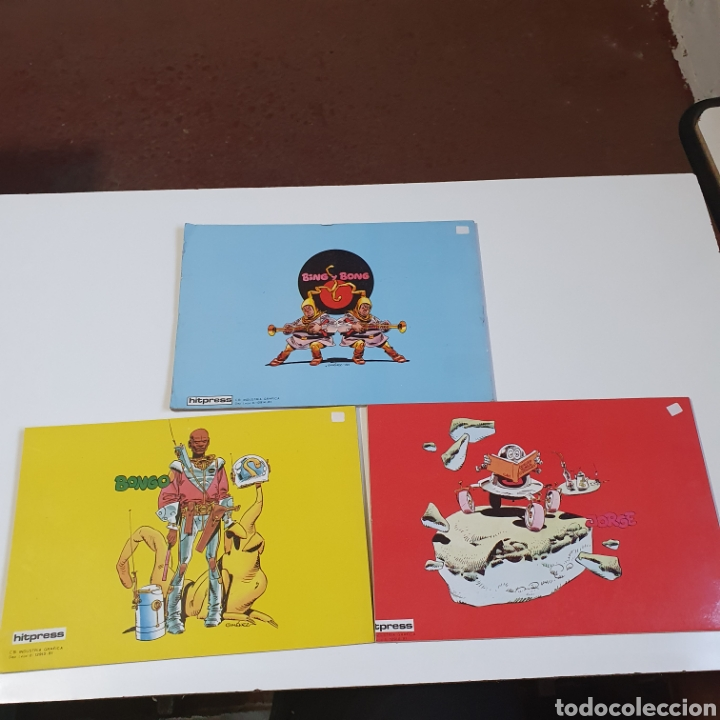 Cómics: Cómic, Colección, Completa En 3 tomos. - Foto 2 - 262459790
