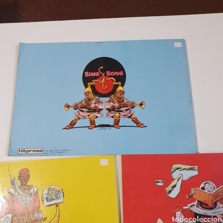 Cómics: Cómic, Colección, Completa En 3 tomos. - Foto 4 - 262459790