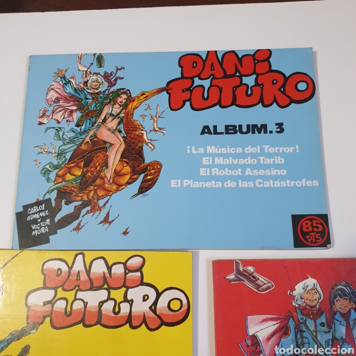 Cómics: Cómic, Colección, Completa En 3 tomos. - Foto 8 - 262459790