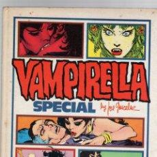 Cómics: VAMPIRELLA SPECIAL. JOSE GONZALEZ. JOSEP TOUTAIN, 1971. EN CASTELLANO. Lote 262565390