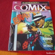Cómics: COMIX Nº 30 ILUSTRACION INTERNACIONAL ( EISNER FRANK ROBBINS ) ¡BUEN ESTADO! TOUTAIN. Lote 262670515