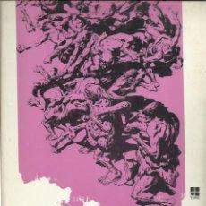 Cómics: CUANDO EL CÓMIC ES ARTE: JOSÉ ORTIZ, 1977, TOUTAIN, BUEN ESTADO. Lote 262693110