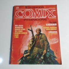 Cómics: CÓMIC, ILUSTRACIÓN + COMIX, INTERNACIONAL, NUM. 19.. Lote 262822720