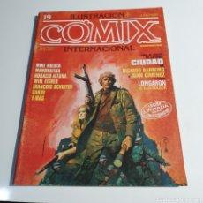 Cómics: CÓMIC, ILUSTRACIÓN + COMIX, INTERNACIONAL, NUM. 19.. Lote 262822790