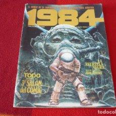 Cómics: 1984 Nº 53 (CORBEN GIMENEZ MAROTO) EL COMIC DE LA FANTASIA Y LA CIENCIA FICCION PARA ADULTOS TOUTAIN. Lote 262835885