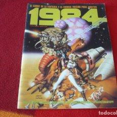 Cómics: 1984 Nº 54 (CORBEN GIMENEZ TOPPI ) EL COMIC DE LA FANTASIA Y LA CIENCIA FICCION PARA ADULTOS TOUTAIN. Lote 262835945