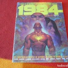 Cómics: 1984 Nº 39 (CORBEN GIMENEZ MAROTO) EL COMIC DE LA FANTASIA Y LA CIENCIA FICCION PARA ADULTOS TOUTAIN. Lote 262835995