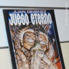 Comics: JUEGO ETERNO JUAN GIMENEZ - TOUTAIN EDITOR. Lote 262933860