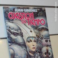 Cómics: CUESTION DE TIEMPO JUAN GIMENEZ - TOUTAIN EDITOR. Lote 262937520