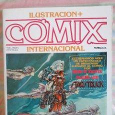 Cómics: COMIX INTERNACIONAL RETAPADO Nº 30-40-41 1980. Lote 262941095