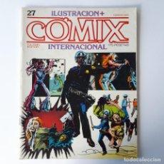 Cómics: COMIX INTERNACIONAL NÚMERO 27. Lote 263048480
