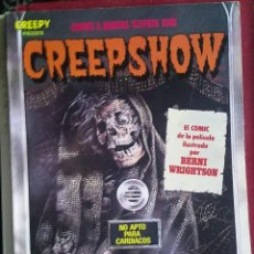 Fumetti: CREPPY CREEPSHOW TOUTAIN EDITOR.. Lote 263248505