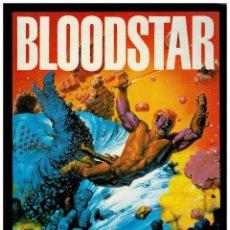 Fumetti: BLOODSTAR. RICHARD CORBEN - ROBERT E. HOWARD. TOUTAIN. PRIMERA EDICIÓN 1981.. Lote 263764675
