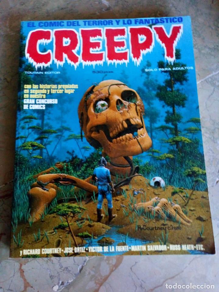 CREEPY EXTRA Nº 4 - TOUTAIN (Tebeos y Comics - Toutain - Creepy)