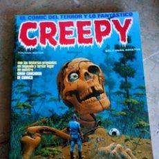 Cómics: CREEPY EXTRA Nº 4 - TOUTAIN. Lote 264040660