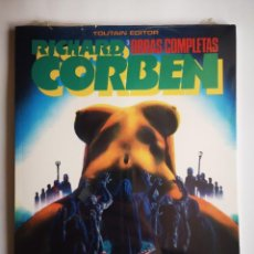 Cómics: RICHARD CORBEN - UNDERGROUND - OBRAS COMPLETAS 3. Lote 264259196
