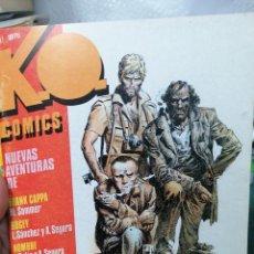 Cómics: K. O. COMICS. N. 1. Lote 264512949