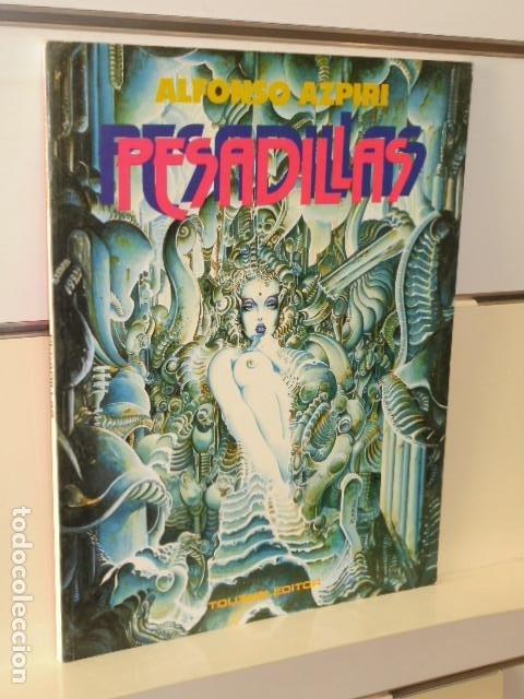 PESADILLAS - ALFONSO AZPIRI - TOUTAIN OCASION (Tebeos y Comics - Toutain - Álbumes)