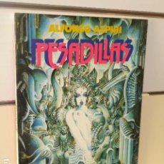 Comics: PESADILLAS - ALFONSO AZPIRI - TOUTAIN OCASION. Lote 265212249