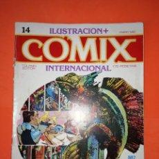 Cómics: COMIX INTERNACIONAL. Nº 14. TOUTAIN EDITOR.. Lote 265826859