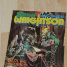 Fumetti: BERNI WRIGHTSON - OBRAS COMPLETAS 2 - BADTIME STORIES - TOUTAIN EDITOR 1991. Lote 265947088