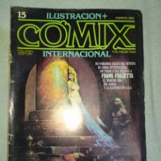 Cómics: COMIC. N°15- FEBRERO 1982.TOUTAIN EDITOR. REVISTA EN EXCELENTE ESTADO DE CONSERVACIÓN.. Lote 265964123