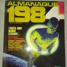 Cómics: 1984 COMIC A COLOR. DE TOUTAIN EDITOR. EN EXCELENTE ESTADO DE CONSERVACIÓN.. Lote 265978488