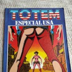 Cómics: TOTEM EXTRA Nº 13 ESPECIAL USA. Lote 266302033