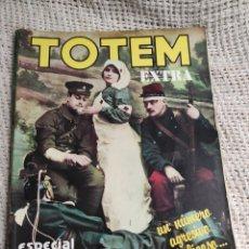 Cómics: TOTEM EXTRA Nº 9 ESPECIAL GUERRA. Lote 278472283