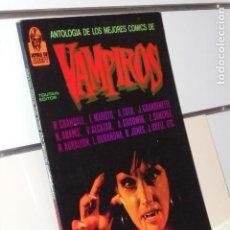 Cómics: JOYAS DE CREEPY ANTOLOGIA DE LAS MEJORES HISTORIAS DE VAMPIROS - TOUTAIN. Lote 267103159