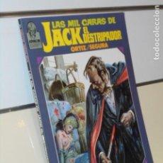 Fumetti: JOYAS DE CREEPY LAS MIL CARAS DE JACK EL DESTRIPADOR ORTIZ Y SEGURA - TOUTAIN. Lote 267103829