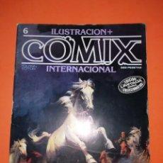 Cómics: COMIX INTERNACIONAL. Nº 6 TOUTAIN EDITOR.. Lote 267163874
