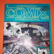 Cómics: COMIX INTERNACIONAL. Nº 7 TOUTAIN EDITOR.. Lote 267164269