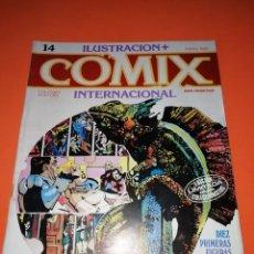 Cómics: COMIX INTERNACIONAL. Nº 14 TOUTAIN EDITOR.. Lote 267164454