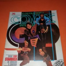 Cómics: COMIX INTERNACIONAL. Nº 26 TOUTAIN EDITOR.. Lote 267164664