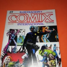 Cómics: COMIX INTERNACIONAL. Nº 27 TOUTAIN EDITOR.. Lote 267164854