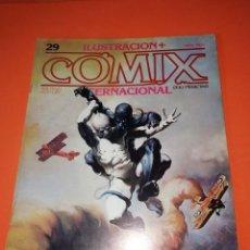 Cómics: COMIX INTERNACIONAL. Nº 29 TOUTAIN EDITOR.. Lote 267165079
