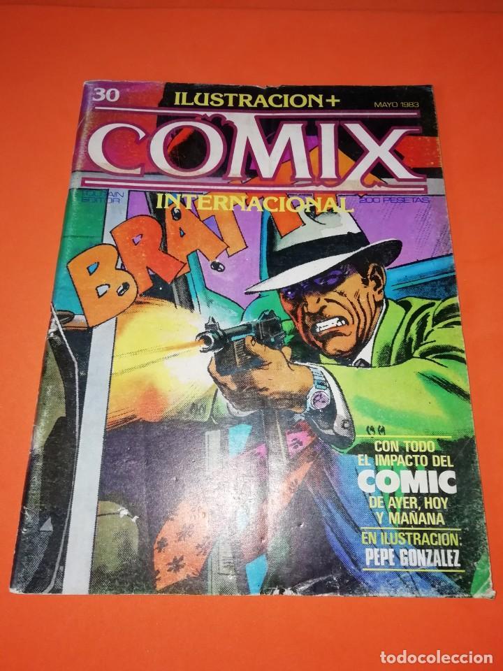 COMIX INTERNACIONAL. Nº 30 TOUTAIN EDITOR. (Tebeos y Comics - Toutain - Comix Internacional)
