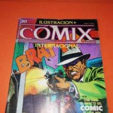 Cómics: COMIX INTERNACIONAL. Nº 30 TOUTAIN EDITOR.. Lote 267165384