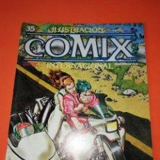Cómics: COMIX INTERNACIONAL. Nº 35 TOUTAIN EDITOR.. Lote 267165759