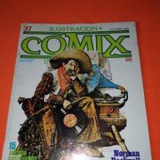 Comics: COMIX INTERNACIONAL. Nº 37 TOUTAIN EDITOR.. Lote 267166129