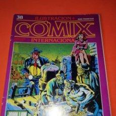 Comics: COMIX INTERNACIONAL. Nº 38 TOUTAIN EDITOR.. Lote 267166414